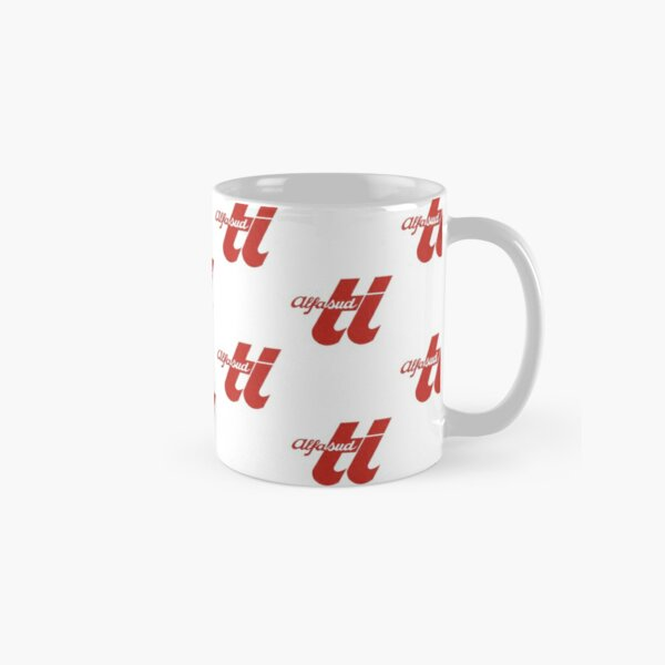 Alfasud Ti Red Classic Mug