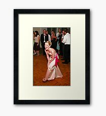 A Little Levity Framed Print