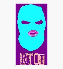 RIOT Photographic Print