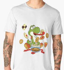 Yoshi Cookies Men's Premium T-Shirt