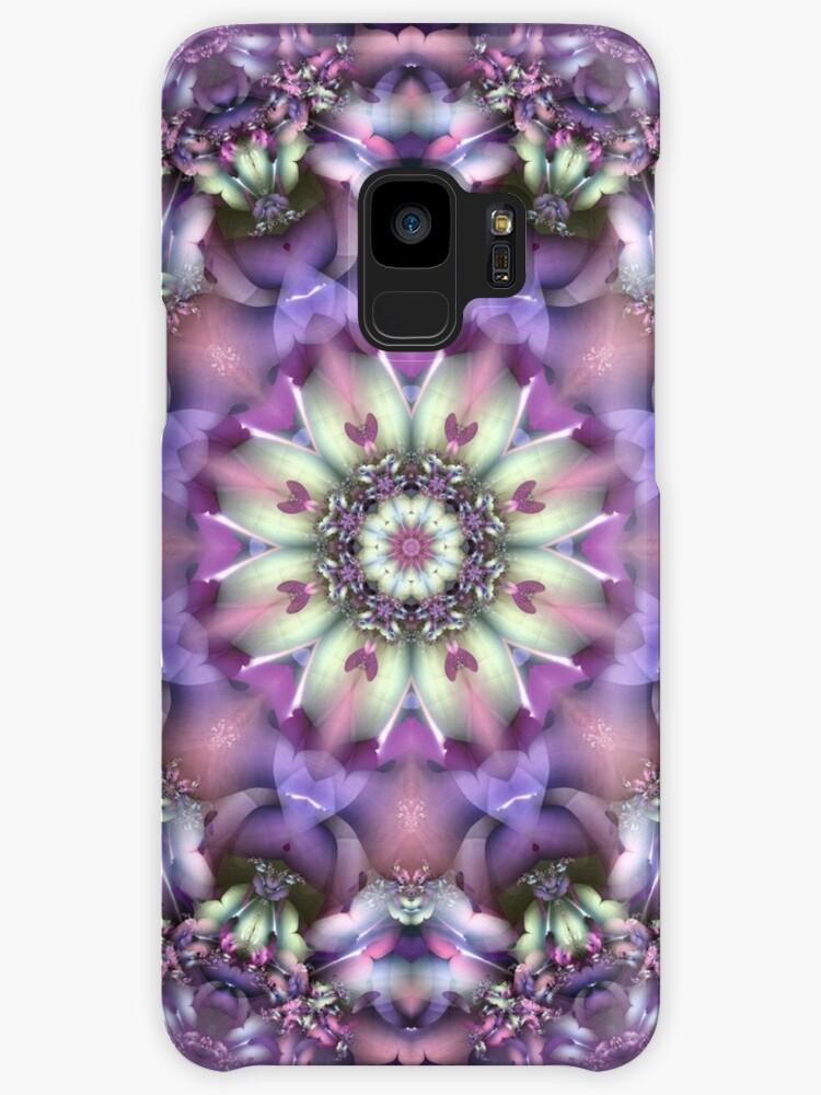 Lilac Mandala by Kelly Dietrich