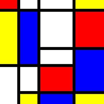 Mondrian by Cheesy-Puffs