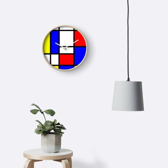Mondrian von Cheesy-Puffs