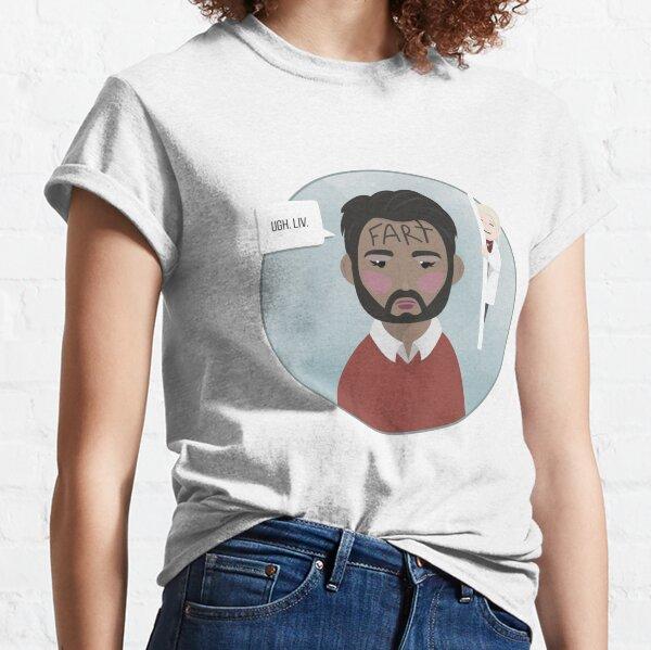 Ugh. Liv. Classic T-Shirt