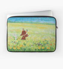 buttercup meadow Laptop Sleeve