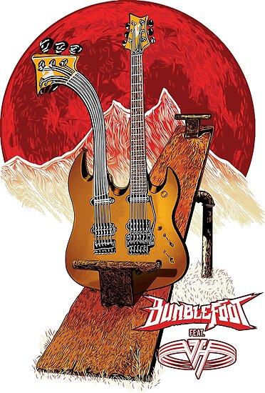 562a2f4b1b2 Bumblefoot feat. Van Halen