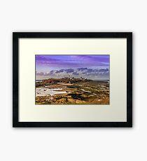 Hilbre Island Framed Print