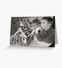 Memories of a special Christmas Greeting Card