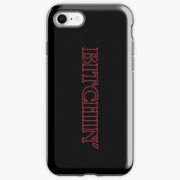 Stranger Things Bitchin' Outline iPhone Tough Case