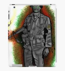 Fallen soldiers iPad Case/Skin