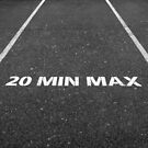 20 MIN MAX by Robert Meyer