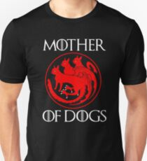 Mother of Dogs - Mother of Boston Terrier  T-Shirt