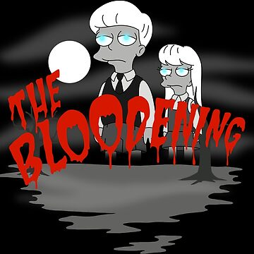 The Bloodening Movie Poster/Shirt by GlewPrint