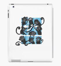 Monkeys iPad Case/Skin