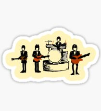 The Scribbles - Live Sticker