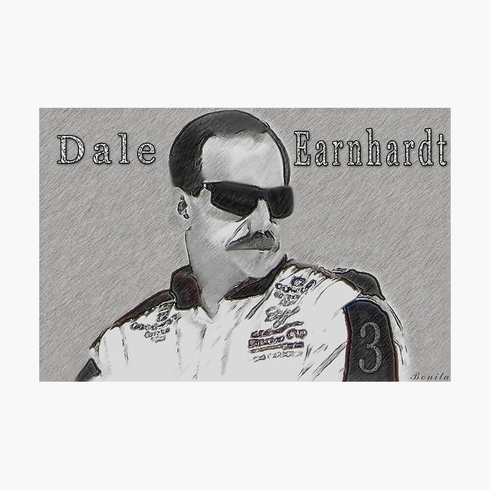 VERWEIGERUNG AN DALE EARNHARDT SR. (INTIMIDATOR) NASCAR Fotodruck