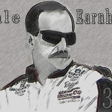 DEDICATION TO DALE EARNHARDT SR. (INTIMIDATOR) NASCAR  by Rapture777