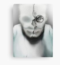 Joker INHALE Scifi art 2017 Cyber Collection Canvas Print