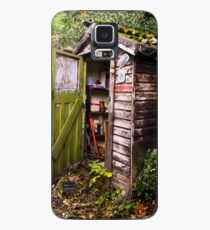 The Old Garden Shed Case/Skin for Samsung Galaxy