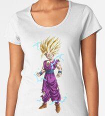 Gohan SSJ2 Women's Premium T-Shirt