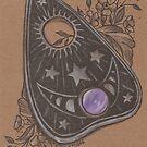 Pretty Planchette by Jade Jones