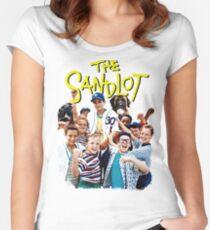 Sandlot Kids Women's Fitted Scoop T-Shirt