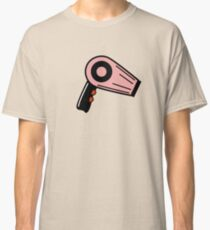 Camiseta clásica Secador