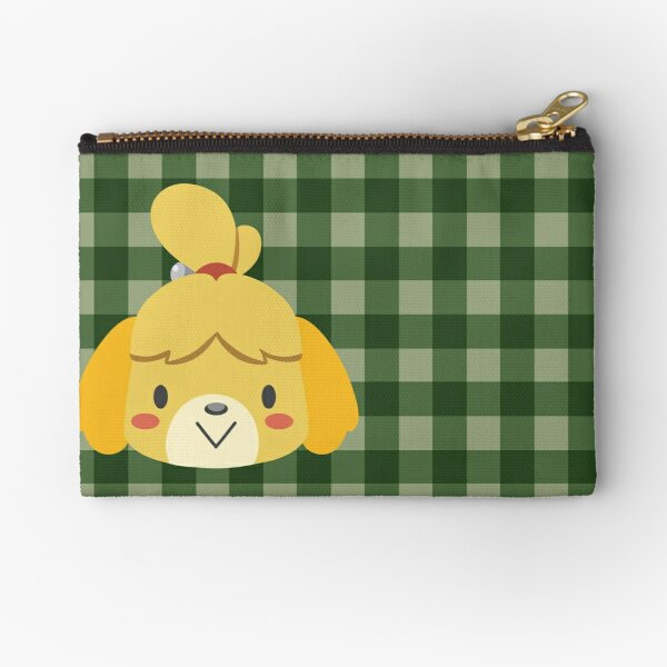 Isabelle Animal Crossing  Zipper Pouch