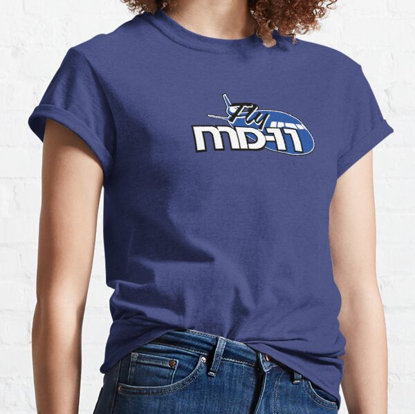 Fly MD11  Classic T-Shirt