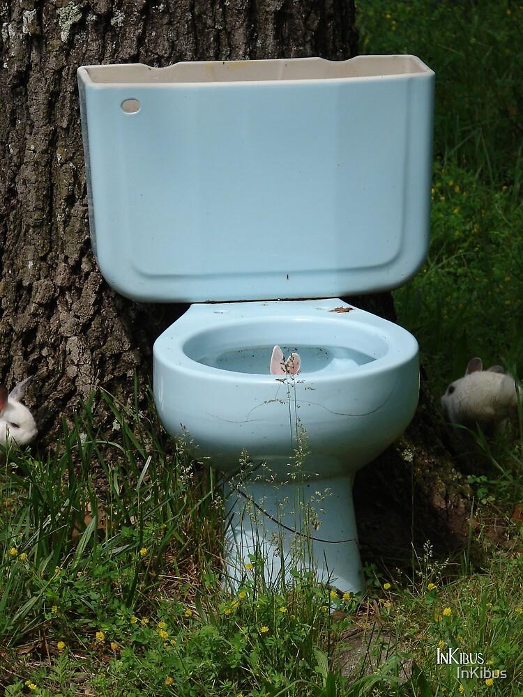 Beware of albino toilet bunnies 1 by InKibus