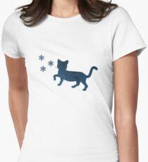 Kitten Women's Fitted T-Shirt