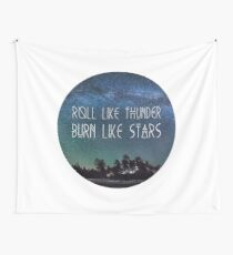 Runaway Lyrics - All Time Low  Wall Tapestry