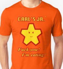 Carl's Jr. Slim Fit T-Shirt