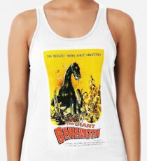 The giant behemoth, vintage horror movie poster Women's Tank Top