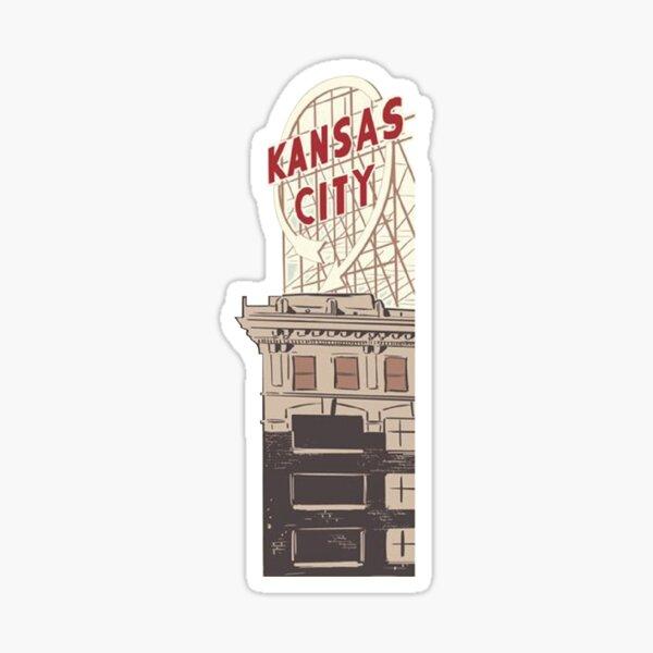 Kansas City western auto Sticker