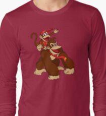 """""""Kong Buddies!!!"""" Long Sleeve T-Shirt"""