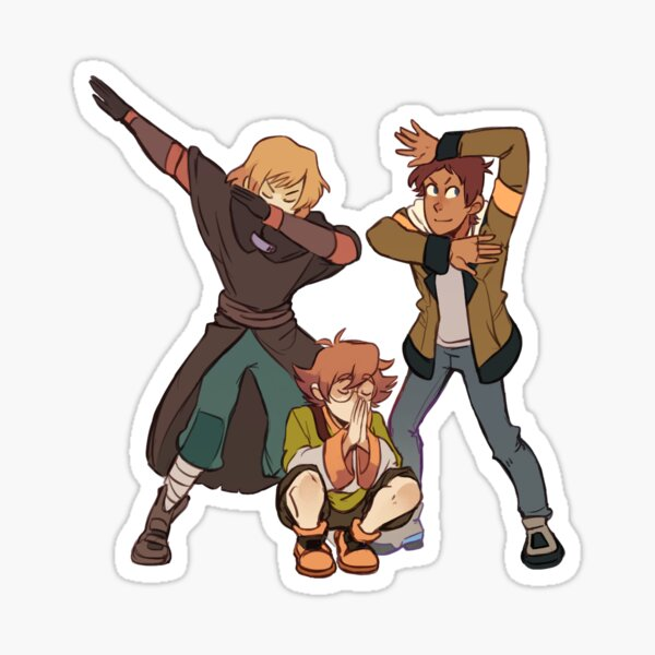 meme team Sticker