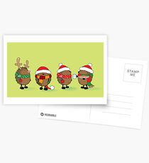 Ready for Christmas Postcards