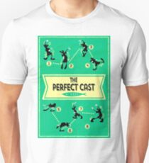 A Goofy Movie - The Perfect Cast Unisex T-Shirt