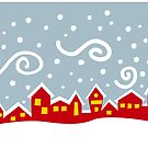 Christmas Snow by Sonia Pascual