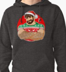 ADAM LIKES CROSSING ARMS AT XMAS PARTIES Pullover Hoodie