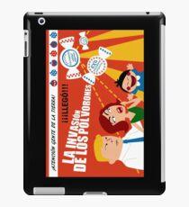 Christmas Invasion iPad Case/Skin