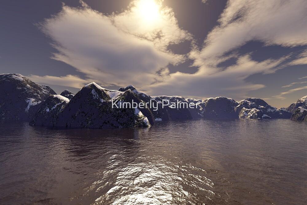 Snowy Peaks by Kimberly Palmer