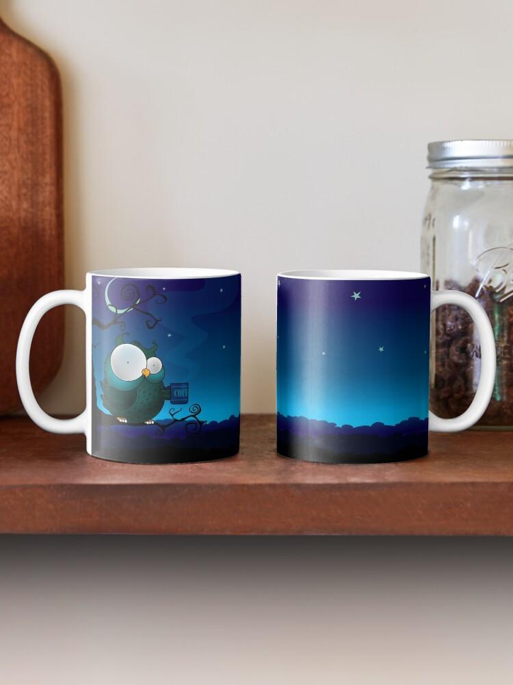Alternate view of Coffee break Mug