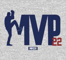 "Clayton Kershaw ""MVP"" | Unisex T-Shirt"