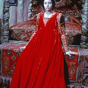 Olivia Hussey as Juliet Capulet by olivehigham