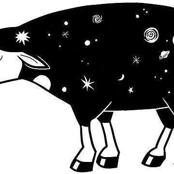 Space Sheep by mfarmand