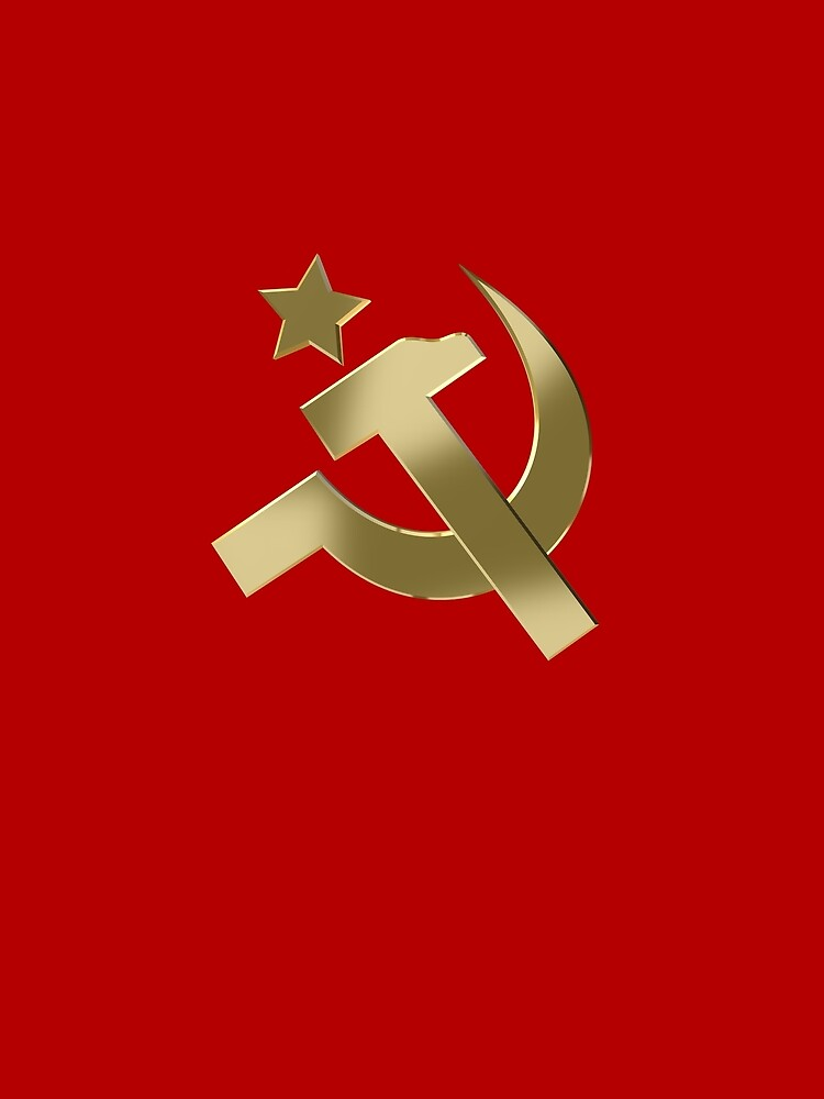 Hammer and sickle by igorsin
