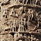 Trajan's Column...........................Rome by Fara