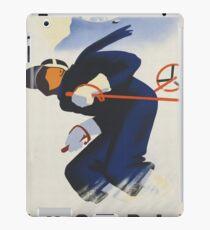 Austria Ski iPad Case/Skin